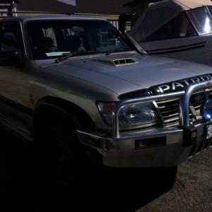 Nissan Patrol ST 4×4 Wagon 2001