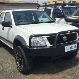 Holden Rodeo LX Crew Cab 4×4 Utility 2006