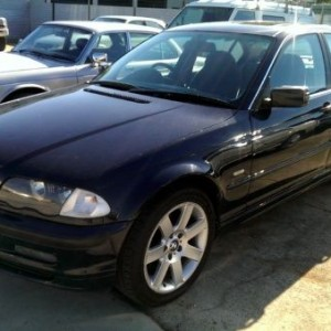 BMW 323i Sedan. 1999 Manual 6 cyl $3,999