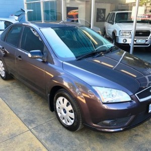2008 Ford Focus CL