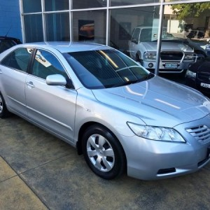 2006 Toyota Camry Altise