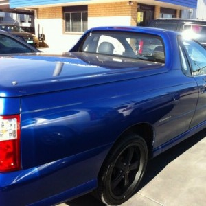 2005 Holden Commodore VZ Storm 4