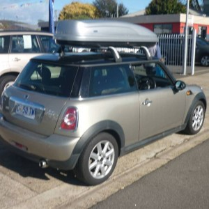 From only $82 p/week on finance* 2011 Mini Cooper D Hatchback