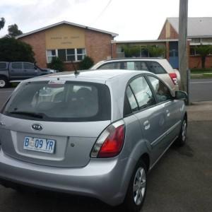 From $40 per week on finance* 2011 Kia Rio Hatchback