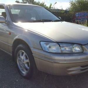 1999 Toyota Vienta MCV20R VXi Gold 4 Speed Automatic Sedan