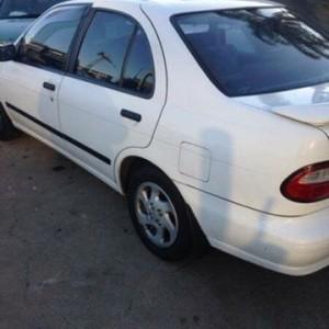 1998 Nissan Pulsar N15II SLX White 4 Speed Automatic Sedan
