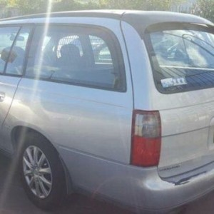 1998 Holden Commodore VT Executive Silver 4 Speed Automatic Wagon