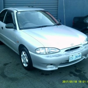 Hyundai Excel GX 1998