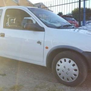 1996 Holden Barina SB City White 5 Speed Manual Hatchback