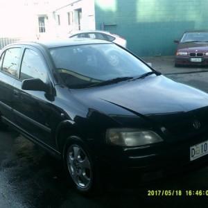 Holden Astra City 2000