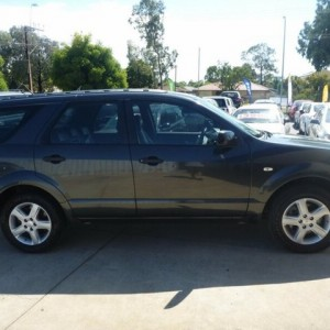 2009 Ford Territory SY MY07