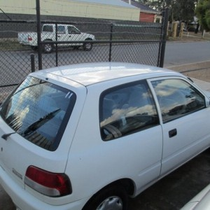 1996 Daihatsu Charade ST Hatchback