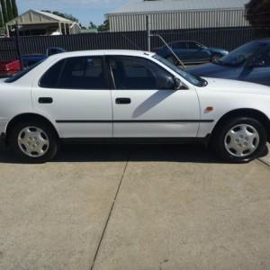 1997 Toyota Camry Intrigue Sedan