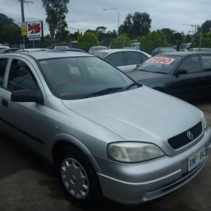 2004 Holden Astra City Hatchback
