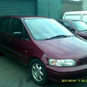 1995 Honda Odyssey Wagon