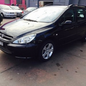 2004 PEUGEOT 307 XSE TOURING WAGON