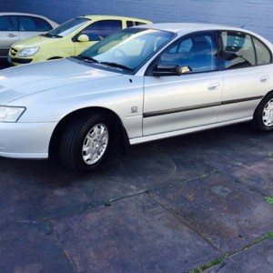 2005 DUAL FUEL HOLDEN COMMODORE