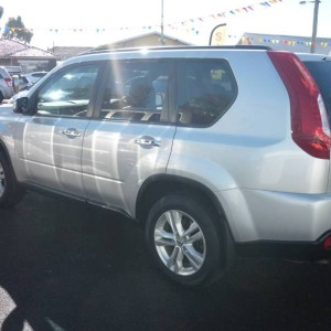 From only $91 p/week on finance* 2011 Nissan X-trail ST Wagon