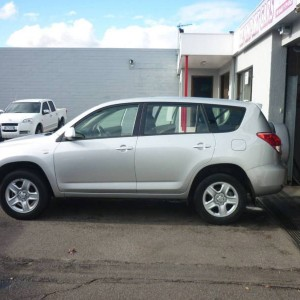 From only $68 p/week on finance* 2007 Toyota RAV4 Wagon