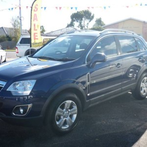 2011 Holden Captiva 5 Wagon From only $68 p/week on finance*