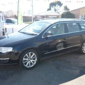 From $63 Per week on Finance* 2006 Volkswagen Passat Wagon