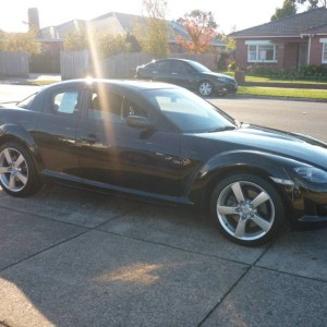 From only $49 p/week on finance* 2007 Mazda RX-8 Coupe.