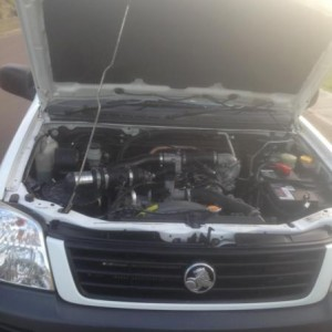 2003 Holden Rodeo Dual Cab