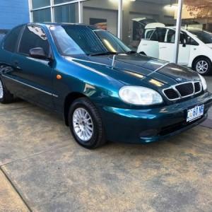 Daewoo Lanos SE Hatchback 1999