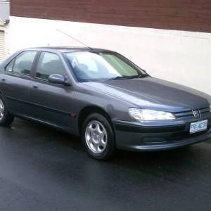 1998 PEUGEOT 406 (4CYL AUTO)