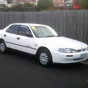 1996 HOLDEN APOLLO SLX (4CYLINDER AUTO)
