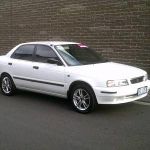 1997 SUZUKI BALENO (4CYL AUTO)
