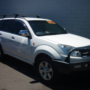 From only $49 p/week on finance* 2010 Great Wall X240 (4×4) Wagon