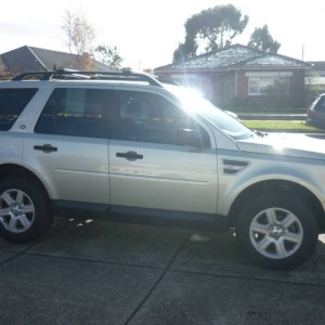 From only $86 p/week on finance* 2009 Land Rover Freelander Wagon