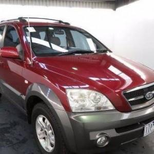 2005 Kia Sorento Wagon