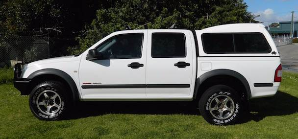 '04 Holden Rodeo Dual Cab with NO DEPOSIT FINANCE!*