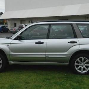 '04 Subaru Forester Luxury Auto Wagon with NO DEPOSIT FINANCE!*