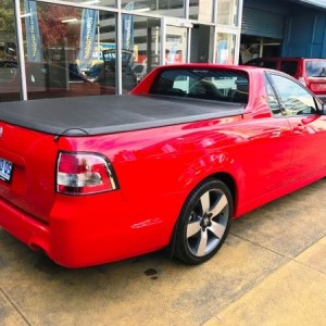 Holden Commodore Commodore SV6 Z Series Utility. 2013 Automatic 6 cyl