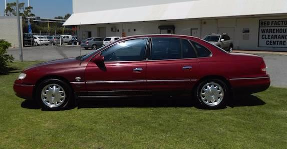 '99 Holden Caprice Auto Sedan under $1.5k!
