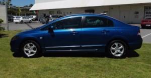'10 Honda Civic VTi Auto Sedan with NO DEPOSIT FINANCE!*