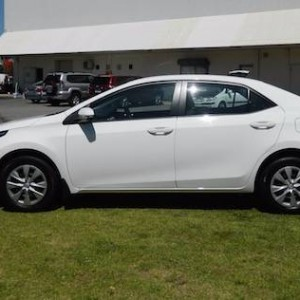 '16 Toyota Corolla Auto Ascent Sdn with NO DEPOSIT FINANCE!*