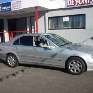 From only $68 p/week on finance* 2005 Mercedes-Benz C200 Sedan.