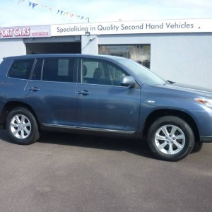 From only $77 p/week on finance* 2010 Toyota Kluger Wagon