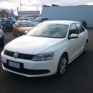 From only $77 p/week on finance* 2013 Volkswagen Jetta Auto Sedan
