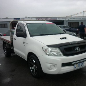From only $82 p/week on finance* 2011 Toyota Hilux Turbo Diesel