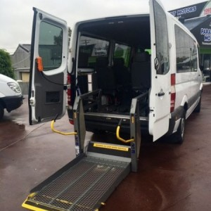 Mercedes-Benz Sprinter 315CDI 10-Seater *Wheelchair Lift*