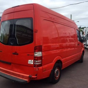 2008 Mercedes-Benz Sprinter 311 CDI Hi/Roof