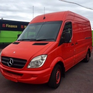 Mercedes-Benz Sprinter 311 CDI Hi/Roof #456