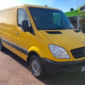 2012 Mercedes-Benz Sprinter 313 CDI