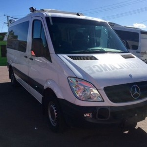 2012 Mercedes-Benz Sprinter 316