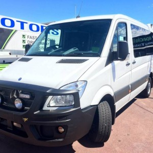 2013 Mercedes-Benz Sprinter 316 CDI